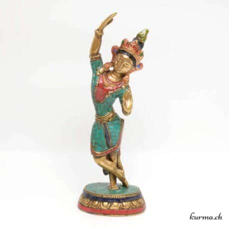 Statue de Tara en bronze