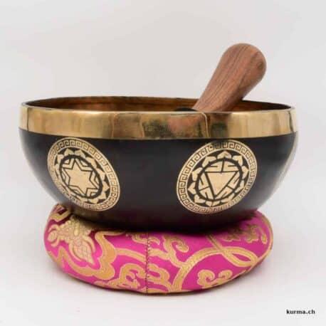 Bol chantant 7 chakra et accessoire