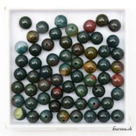Perles Héliotrope