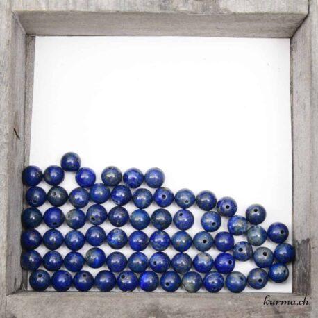 Vente en ligne de Perles Lapis-Lazuli 6-6,5mm sur kurma.ch