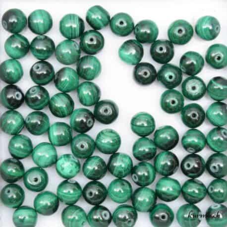 achat perles malachite