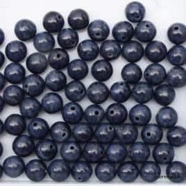 Perles en Saphir