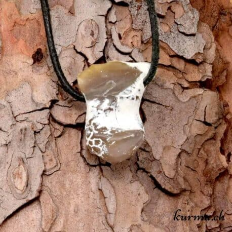 achater un collier en agate peau de serpent