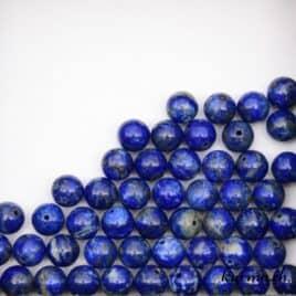 Perles de Lapis-Lazuli 8mm