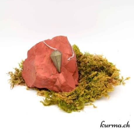 acheter un pendule pyrite dans le magasin en ligne kurma