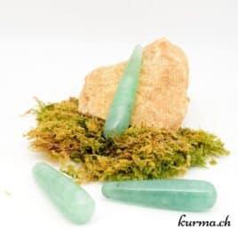 Bâton de massage Fluorite
