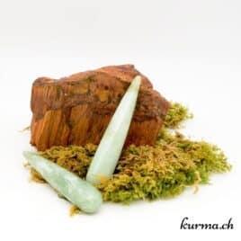 Bâton de massage Jade