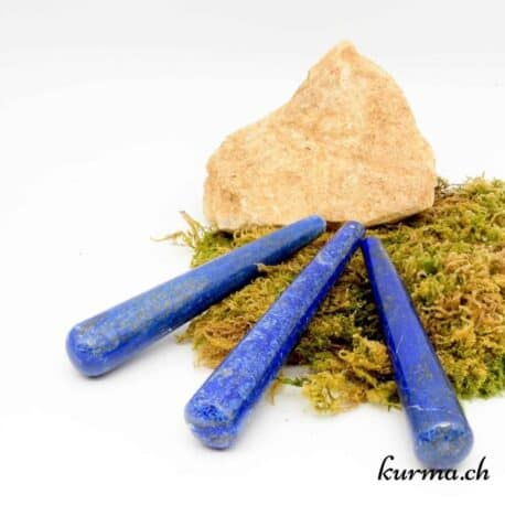 Bâton de massage Lapis-Lazuli