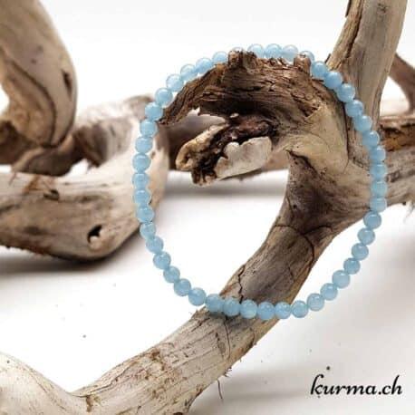 bijoux bracelet femme aigue marine