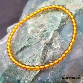 Bracelet Ambre 4mm