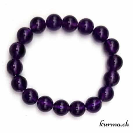 améthyste bracelet femme parure violet pierre décoration