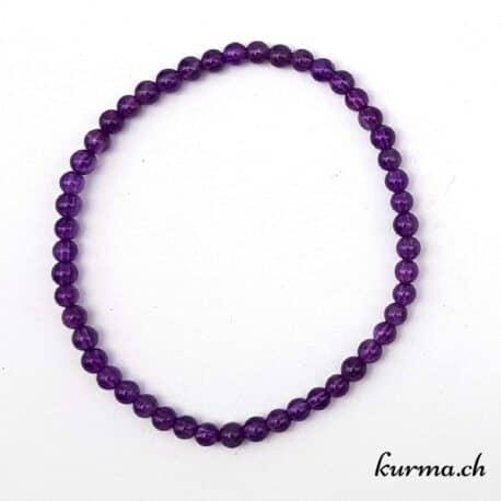 améthyste en bracelet femme ornement bijou
