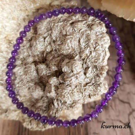 bracelet améthyste femme bijou parure ornement décoration