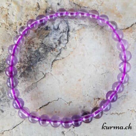 Bracelet enfant Améthyste 4mm