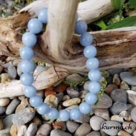 Bracelet Angélite bleue 8mm