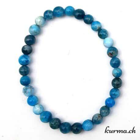apatite bracelet bleu cristal pierre confiance en soi régimes