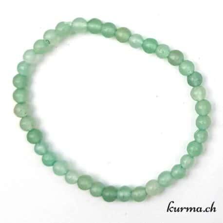 aventurine verte en bracelet bijou ornement décoration esprit créatif détérmination
