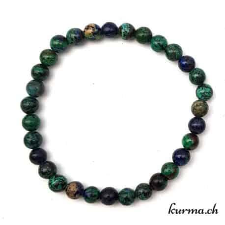 azurite en bracelet pierre cristal homme femme libération envol ailes de l'immortalité