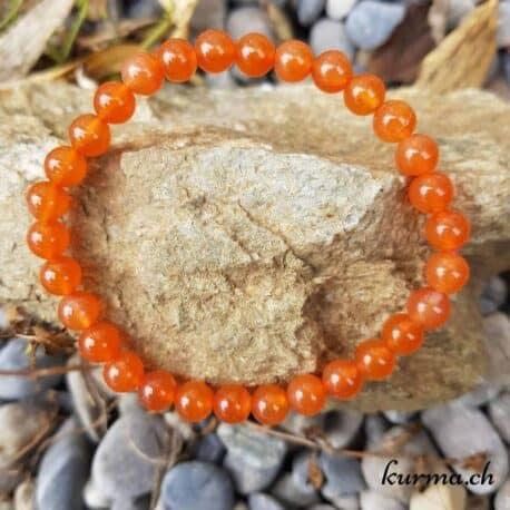Bracelet cornaline AAA