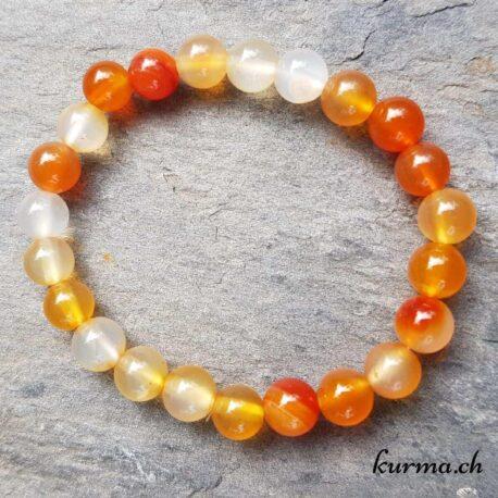 cornaline perle bracelet homme femme lithothérapie magasin boutique vente en ligne fontainemelon résistance mémoire créativité