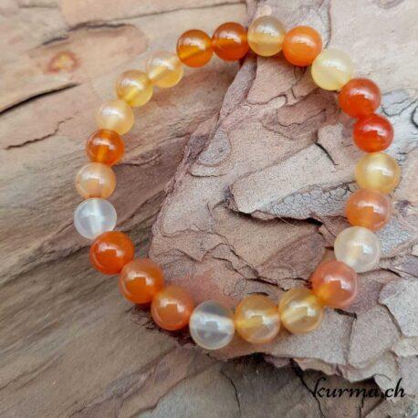 bracelet de cornaline magasin bijou pierrres cristaux neuchâtel suisse ornement bijou gourmette os et ligaments