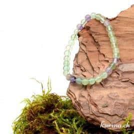 fluorite en bracelet