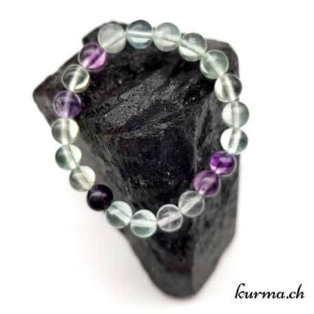 bracelet fluorite enfant