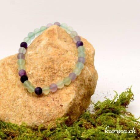 bracelet fluorite matte