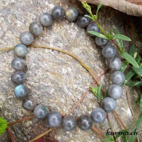 Bracelet Labradorite 8mm