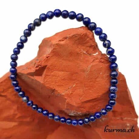 bracelet lapis lazuli femme