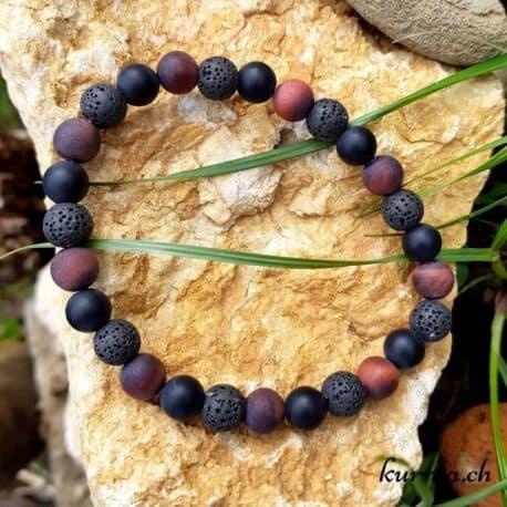 lave perles en bracelet