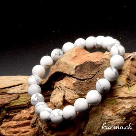 bracelet pour femme en howlite