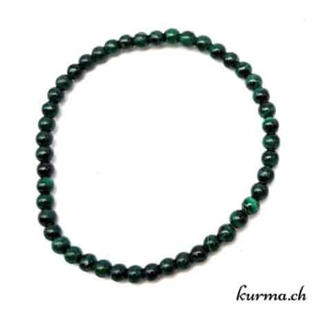 bracelet en perles de malachite  bijou décoration quartz gemmes vente minéraux suisse soins cadeau commerce magasin  fontainemelon shop lithothérapie pierres parure cristaux compassion discernement