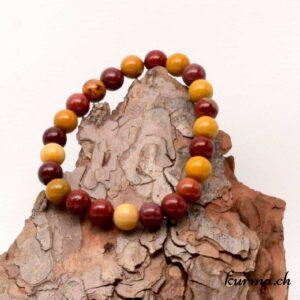 bracelet d'ancrage en mookaïte