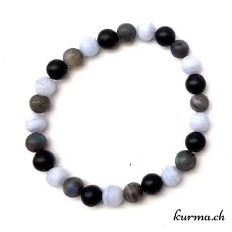 bracelet perles onyx Cristaux suisse romande cadeau enfants pierres neuchâtel  bijou achat chaux-de-fonds lithothérapie cernier magasin  gourmette fontainemelon vente confiance responsabilités
