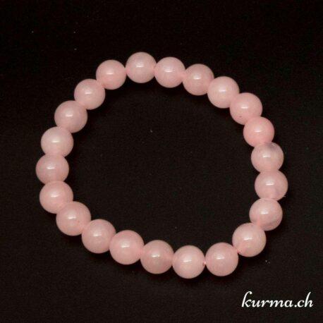 acheter en bracelet en quartz rose