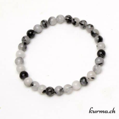 bracelet de protection en quartz tourmaline