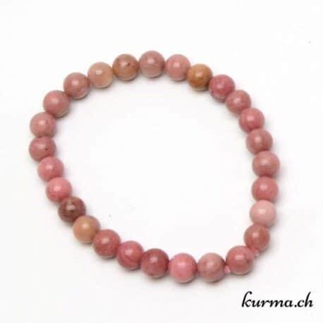 bracelet en Rhodonite pour femme