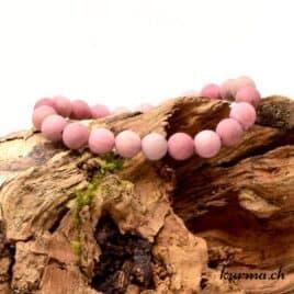 bracelet pour enfant en rhodonite