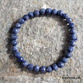 bracelet saphir femme