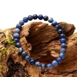 bracelet en sodalite