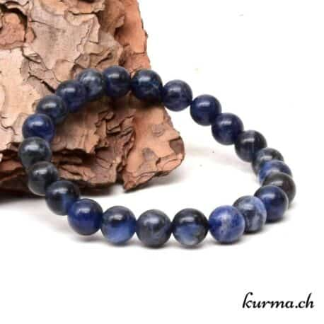 bracelet contre l'anxiété en sodalite