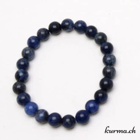 bracelet pour le chakra du 3ème oeil en sodalite