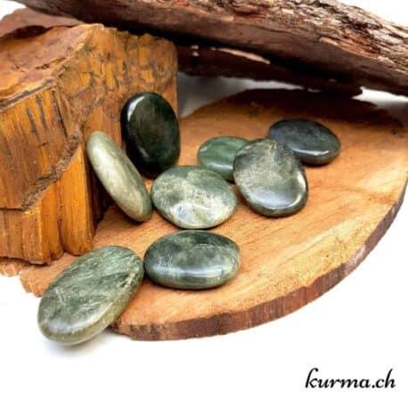 Jade-Nephrite galet