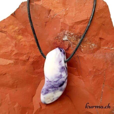 Tiffany stone en collier