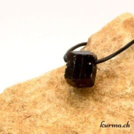 Pendentif Tourmaline brune