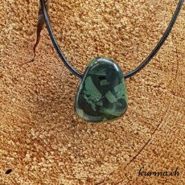 Porphyre pierre percée