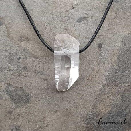 Cristal-de-roche parure