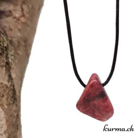 thulite piémontite pierre percée