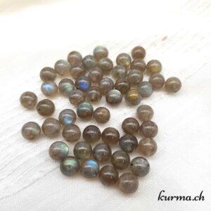 Perles Labradorite 8mm